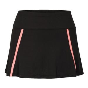 Women`s Salem 13.5 Inch Tennis Skort Black