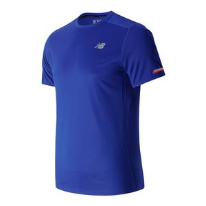 Men`s Ice Short Sleeve Top Team Royal