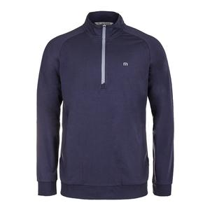 Men`s Strangelove Long Sleeve Tennis Top Blue Nights
