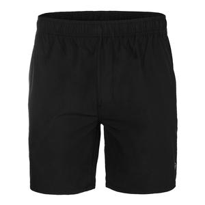 Men`s Randle 7 Inch Tennis Short Black