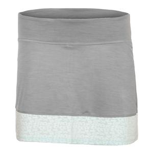 Women`s Borderline Tennis Skort Lead