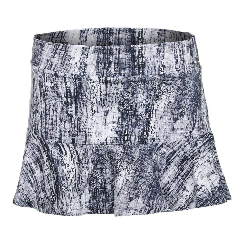 Women's Tennis Skirt Opera Print