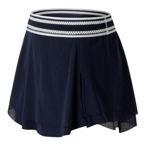 Women`s Heath Tennis Skort 2 Pigment and White