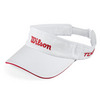 WILSON Tour Tennis Visor White