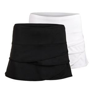 Women`s Scallop Tennis Skort