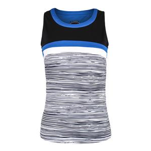 Women`s Picasso Tennis Tank Black