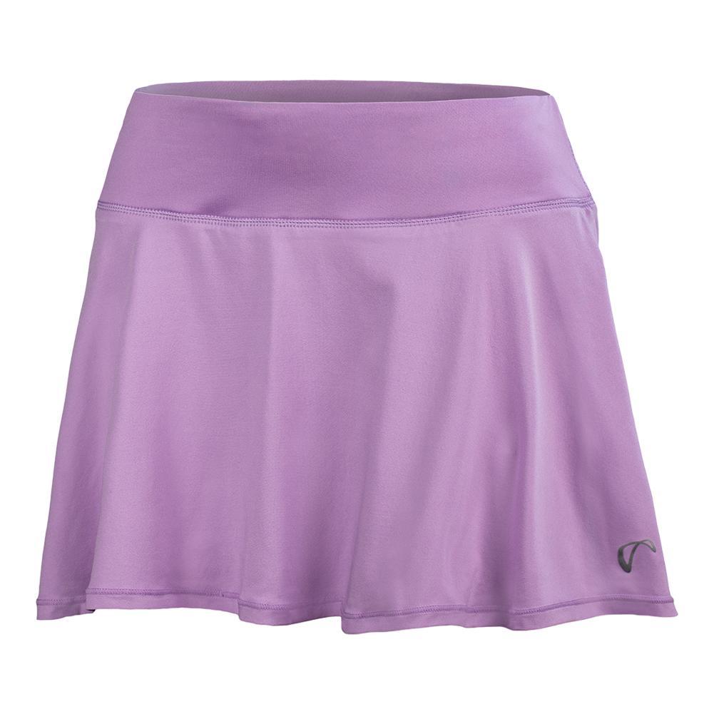 Women's Circle Tennis Skort Lilac