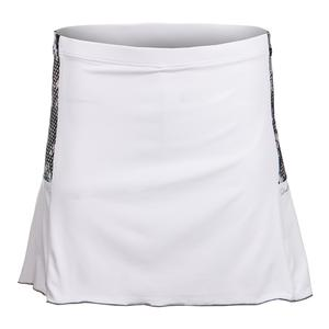 Women`s Gabby Tennis Skort White