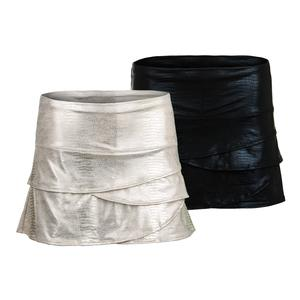 Women`s Slither Scallop Tennis Skort