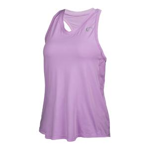 Girls` Racerback Tennis Tank Lilac