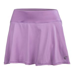 Girls` Circle Tennis Skort Lilac