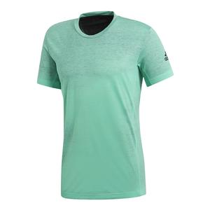 Men`s Melbourne Printed Tennis Tee Hi-Res Green