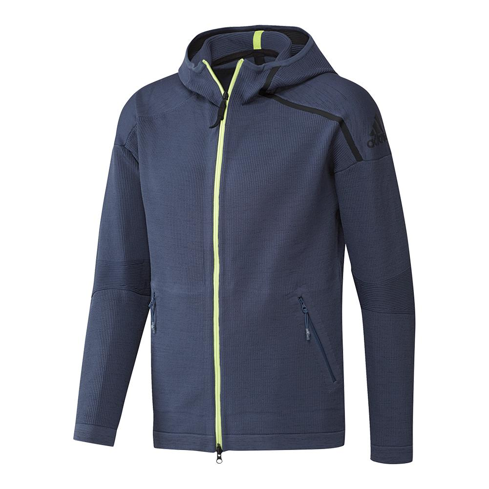 Men's Zero Negative Energy Tennis Hoody Noble Indigo