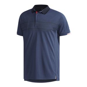 Men`s Club Tennis Polo Q2 Noble Indigo