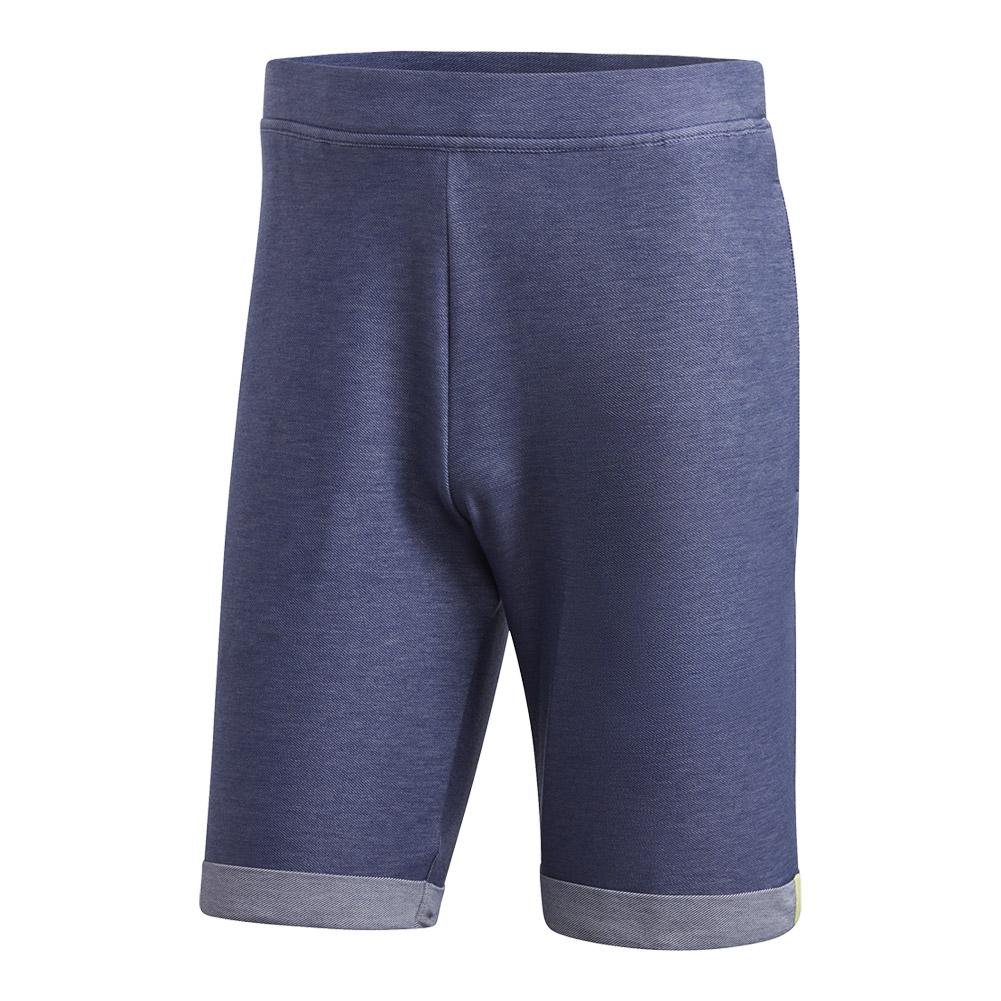 Men's Melbourne Bermuda Tennis Short Noble Indigo