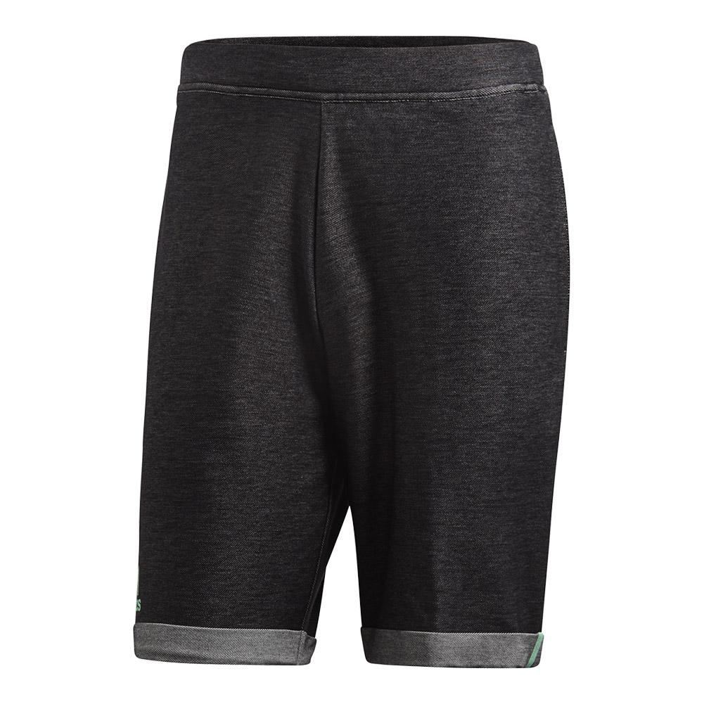 Men's Melbourne Bermuda Tennis Short Black