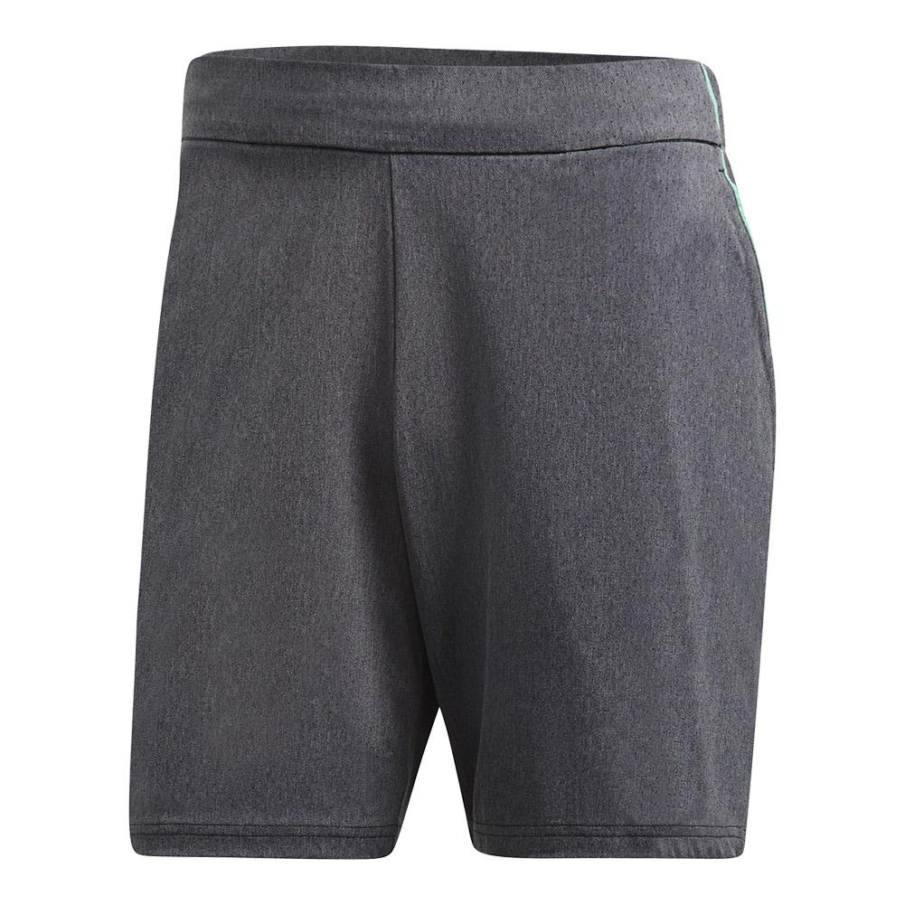 Men's Melbourne Tennis Short Black
