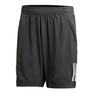 Men`s Club 3 Stripes Tennis Short Bold Onix