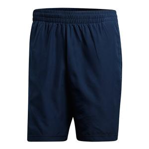 Men`s Club Bermuda Tennis Short Collegiate Navy