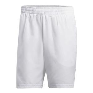 Men`s Club Bermuda Tennis Short White