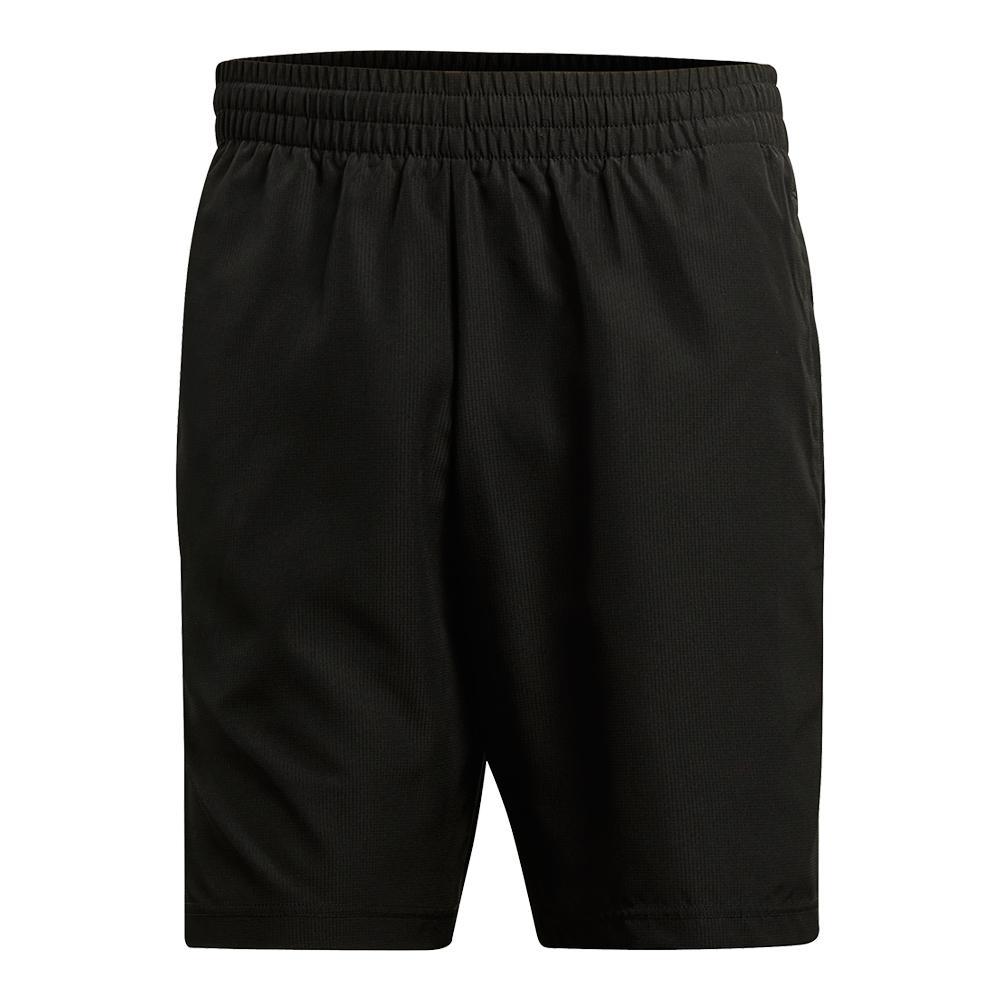 Men's Club Bermuda Tennis Short Black