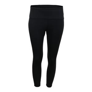 Women`s Court Crop Tennis Pant Black