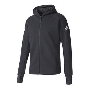 Men`s Roland Garros Tennis Hoodie Night Gray