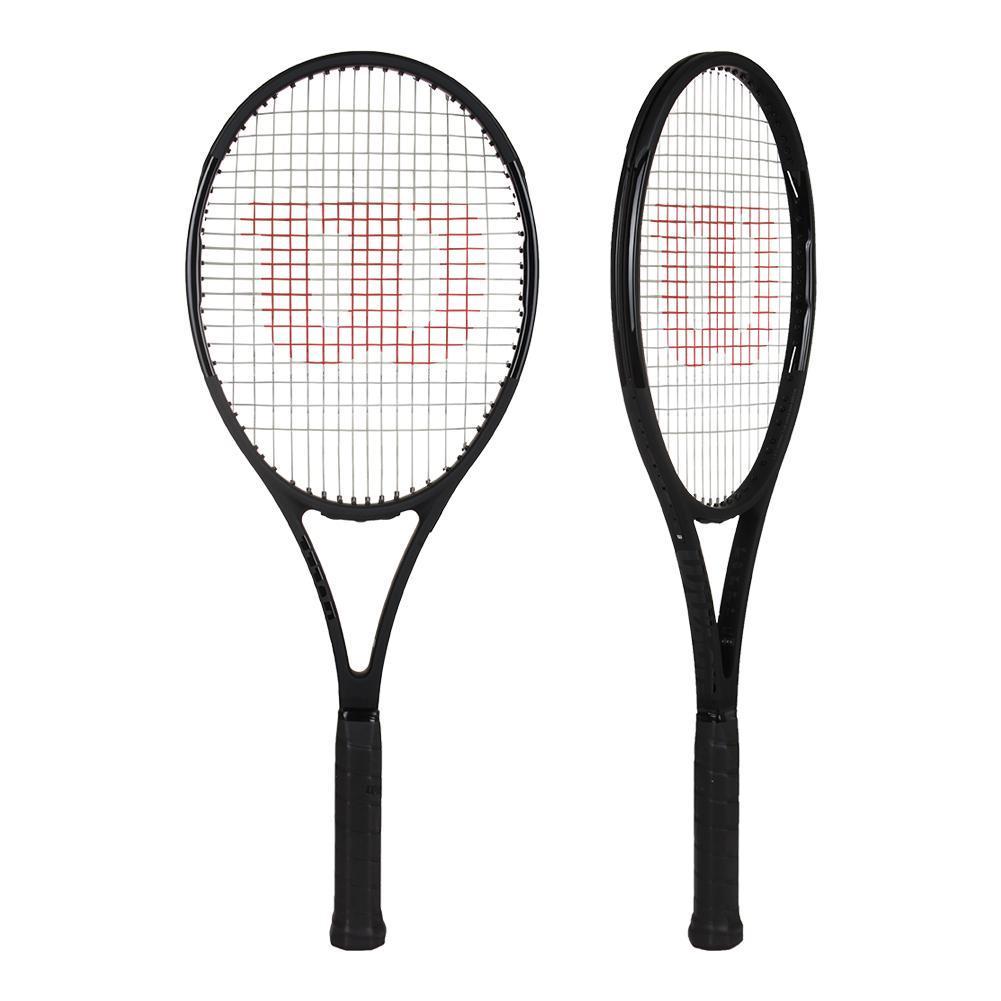 Pro Staff 97 Black Demo Tennis Racquet 4_3/8