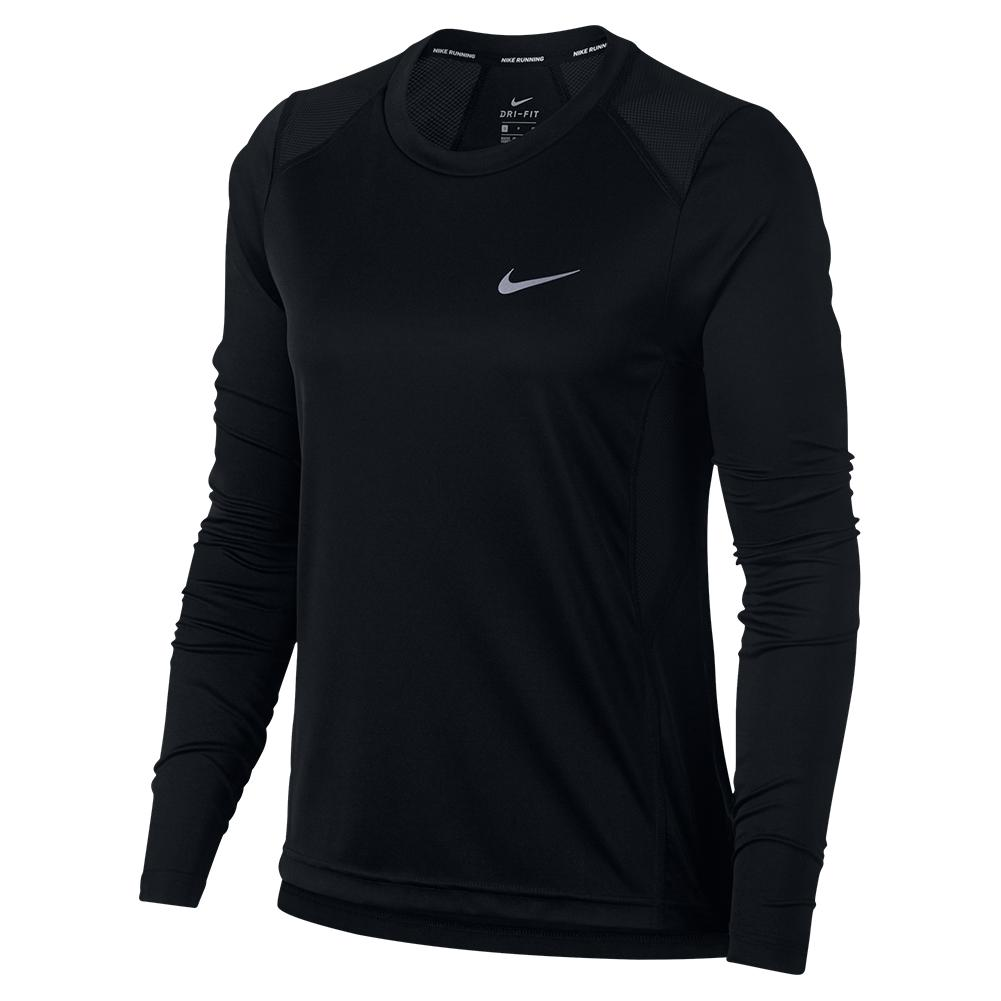 Women's Dry Miler Long Sleeve Running Top