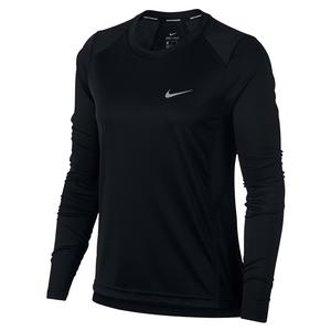 Women`s Dry Miler Long Sleeve Running Top