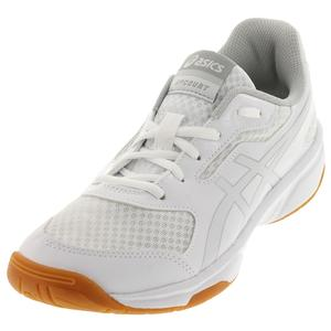 Men`s Upcourt 2 Shoes White and Silver
