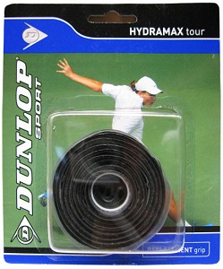 DUNLOP HYDRAMAX TOUR BLACK REPLACEMENT GRIP