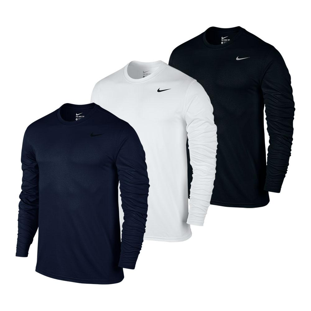 Men's Dry Long Sleeve Training Top