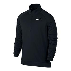 Men`s Dry 1/4 Zip Training Top Black