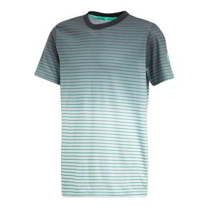 Boys` Melbourne Tennis Tee Hi-Res Green