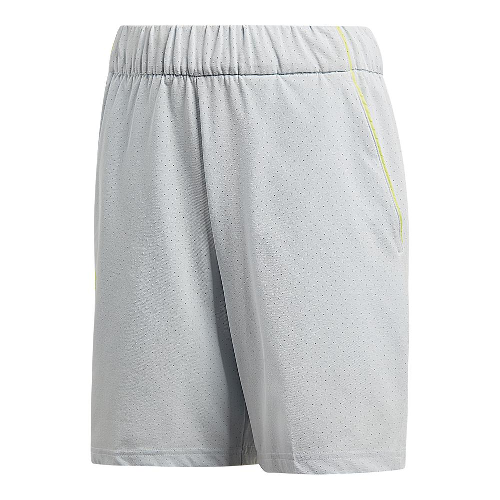 Boys ` Melbourne Tennis Short Blue Tint