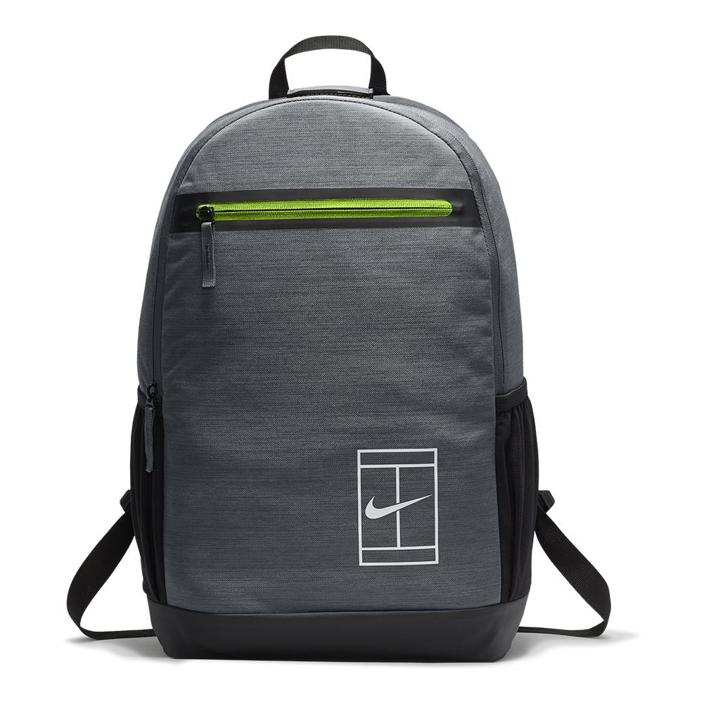 Court Tennis Backpack Cool Gray And Black Nike