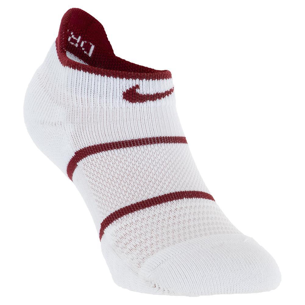 Court Essentials No- Show Tennis Socks