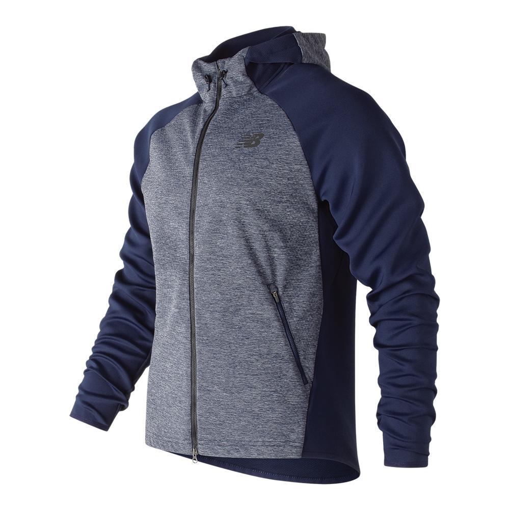 Men's Fantom Force Tennis Jacket Pigment