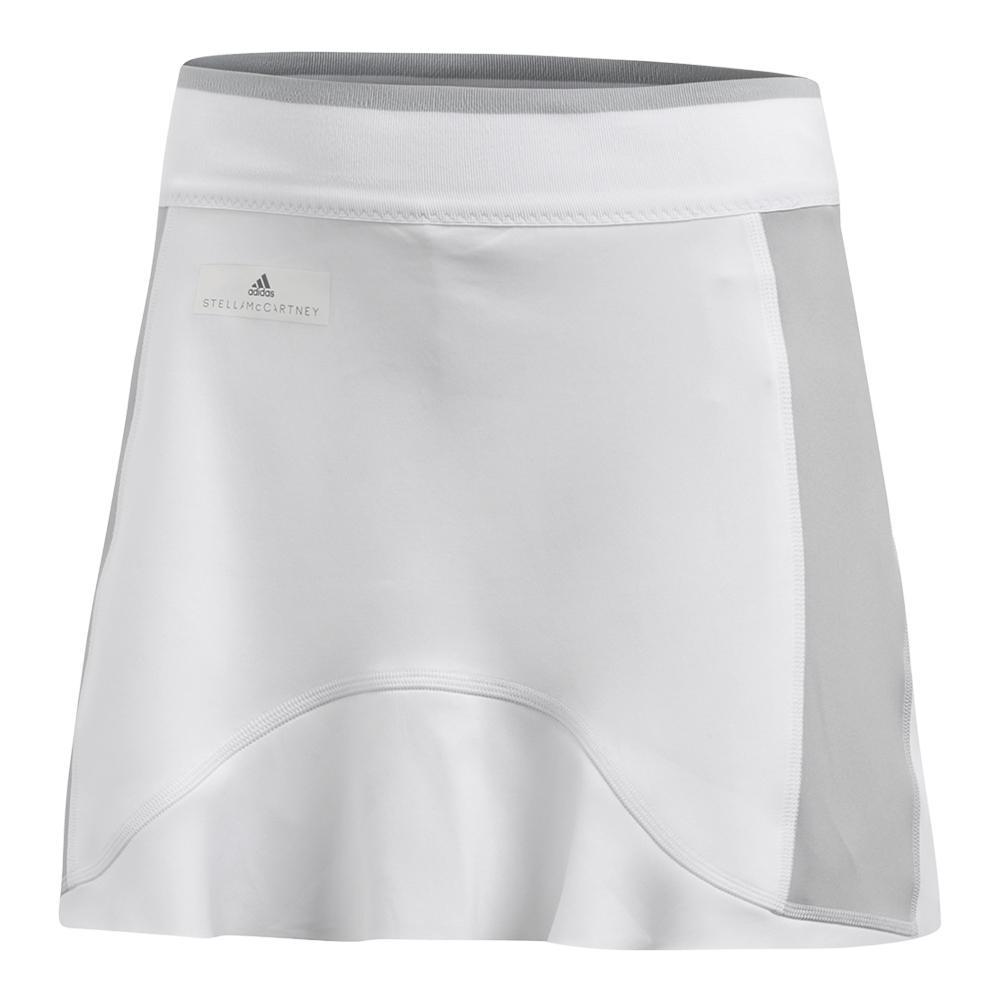 Girls'stella Mccartney Barricade Tennis Skort White