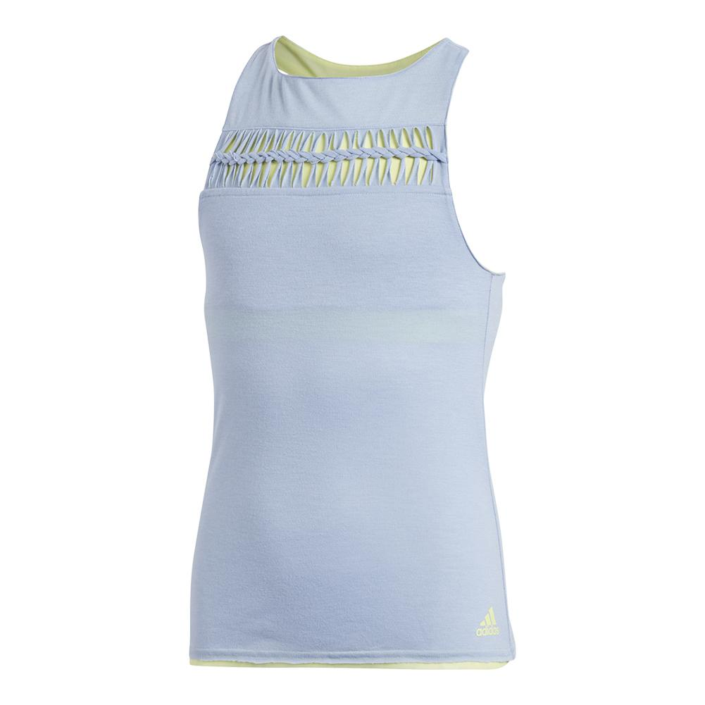 Girls ` Melbourne Tennis Tank Chalk Blue