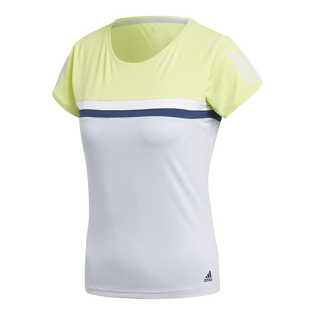 Women's Club Tennis Tee Aero Blue