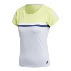 Women`s Club Tennis Tee Aero Blue