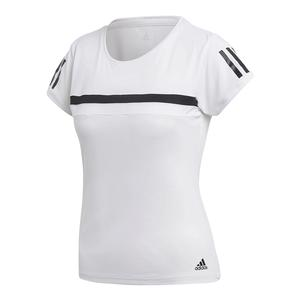 Women`s Club Tennis Tee White