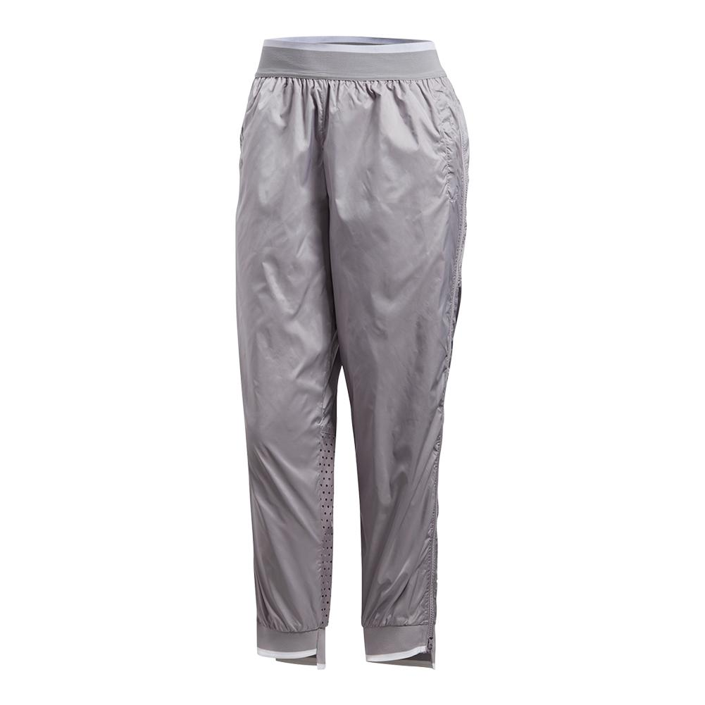 Women's Stella Mccartney Barricade Tennis Pant Pearl Gray
