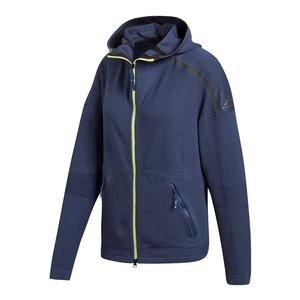 Women`s Zero Negative Energy Tennis Hoody Noble Indigo