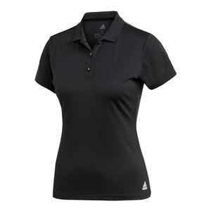 Women`s Club Tennis Polo Black