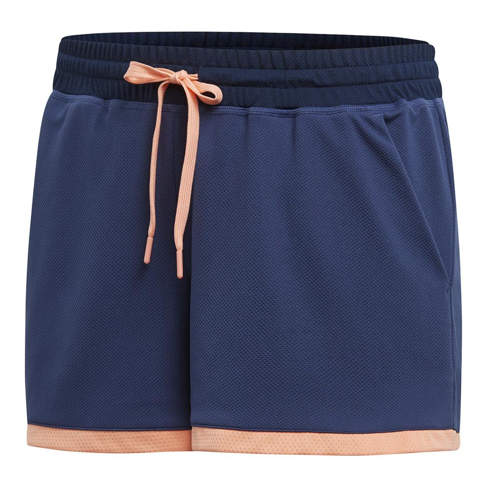 Women's Club Tennis Short Noble Indigo