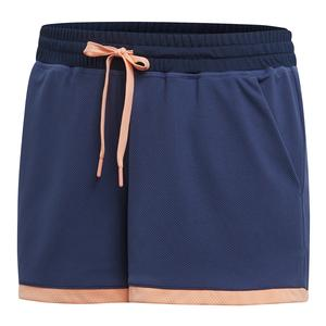 Women`s Club Tennis Short Noble Indigo