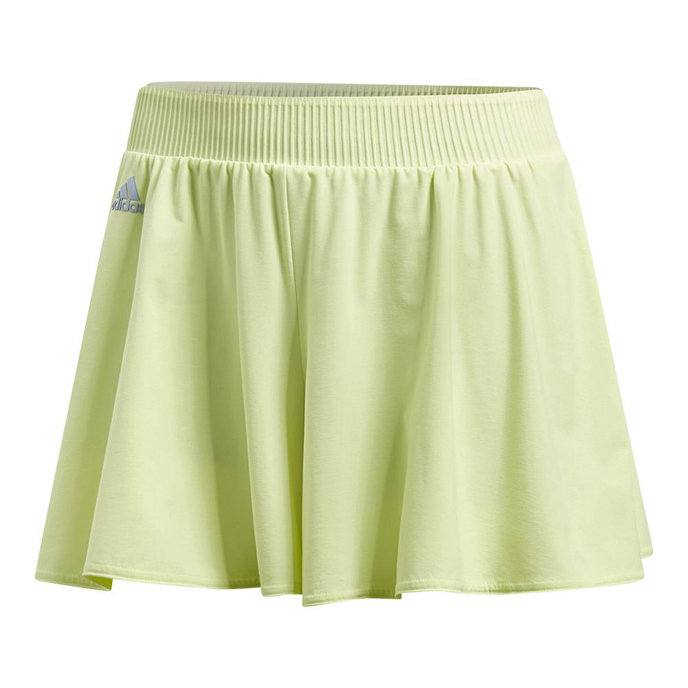 Women's Melbourne Tennis Hosenrock Semi Frozen Yellow